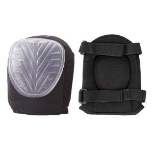 Nakolanniki Portwest KP30 Super Gel ochraniacze kolan piankowe żelowe na rzep czarne ochronniki kolanowe