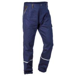 Spodnie robocze do pasa Brixton Natur bawełniane spodnie do pracy bhp mocne ciuchy robocze polstar granatowe