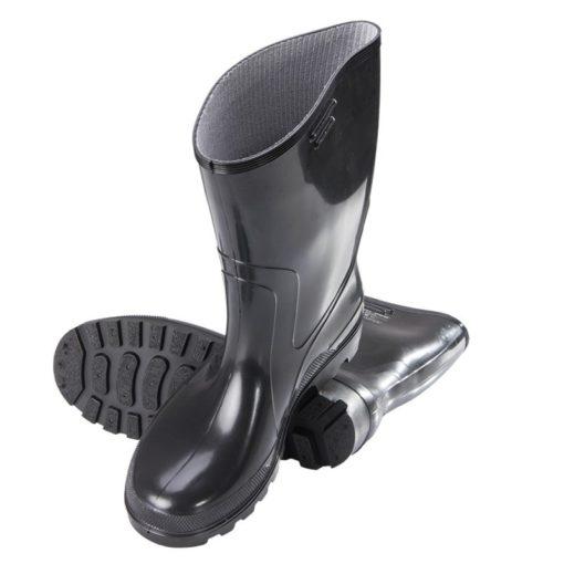 gumowce kalosze Lahti PRO L30701 czarne z PVC obuwie zawodowe bez podnoska średnio-wysokie