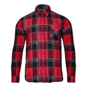 Robocza Koszula Flanelowa Lahti PRO LPKF1, koszula flanelowa, koszula robocza, koszula ochronna, koszula ochronna robocza, lahti pro do pracy ciuchy mocna przód