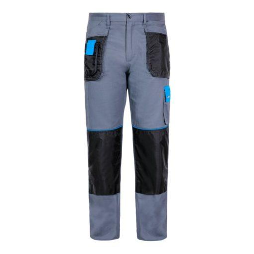 Spodnie Lahti PRO L40504 do pasa robocze w pas monterskie do pracy bhp ochronne kieszenie na nakolanniki