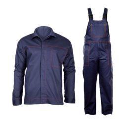 ubranie spawalnicze Lahti PRO L41403, ubranie spawalnicze, spodnie spawalnicze, bluza spawalnicza, ubranie ochronne, ubranie robocze, odzież robocza, odzież ochrona, ubranie dla spawacza, lahti pro