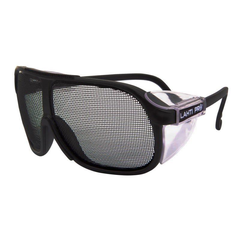okulary ochronne siatkowe Lahti PRO LPOS01, okulary siatkowe, okulary ochronne, okulary, lahti pro, f, okulary robocze