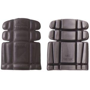 Nakolanniki Portwest S156 piankowe do kieszeni na kolanach kieszeniowe czarne ergonomiczne wygodne ochronniki kolan