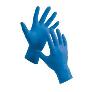 Rękawice jednorazowe Spoonbill Fridrich & Fridrich Nitrylowe 200 sztuk niepudrowane rozmiar 7,8,9,10