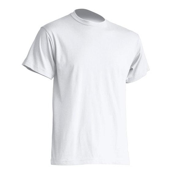 582e17aba101b0 Mocna koszulka T-Shirt JHK TSRA Biała do nadruku XS-3XL