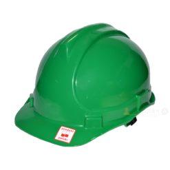 Kask przemysłowy Lahti PRO L1040206 zielony kask hełm ochronny roboczy na budowę budowlany do pracy bhp twardy en 397 hełm dla budowlańca żółty bhp behapowiec Kask przemysłowy Lahti PRO L1040104 zielony