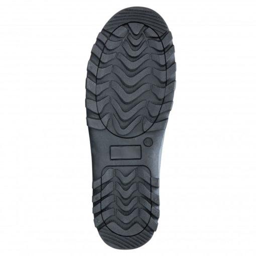 Śniegowce buty robocze Lahti PRO L30801 obuwie robocze ochronne mocne zimowe na zimę trzewiki wysokie za kostkę buty do pracy na dworzu dla robotnika rzemieślnicze czarne szare sznurowane podeszwa