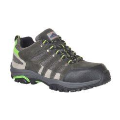Półbuty Portwest FW36 Steelite Loire S1P HRO z podnoskiem z blachą mocne wzmacniane antyprzebiciowe z wkładką antystatyczne antyelekstrostatyczne obuwie bezpieczne buty ochronne bhp do pracy adidasy antypoślizgowe