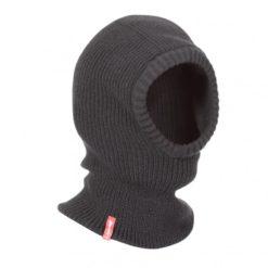 Kominiarka Lahti PRO L1020400 Czarna ciepła czapka zimowa kominiarka mrozoodporna gruba bhp ocieplana na zimę
