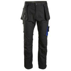 Spodnie monterskie do pasa Seven Kings Topaz do pasa w pas mocne wytrzymałe ochronne do pracy bhp sklep system internetowy czarne grafitowe z kieszeniami dla pracowników ładne dopasowane worki kieszeniowe grafitowe czarne granatowe niebieskie