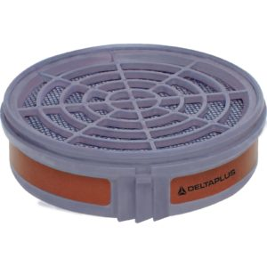 Pochłaniacze Delta Plus M6000 A1 Do Półmasek JUPITER filtry do masek środki ochrony drogi oddechowe opary gazy sklep bhp