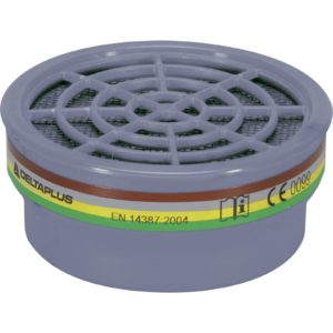 Pochłaniacze Delta Plus M6000E ABEK1 Do Półmasek JUPITER filtry do masek środki ochrony drogi oddechowe opary gazy sklep bhp A1B1E1K1