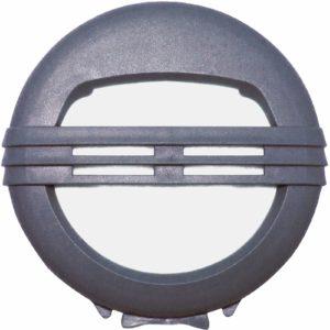FIltry przeciwpyłowe Delta Plus M6000 P2 CLIP do półmaski wymienne do paski na pył zestaw na pochłaniacze szare białe ochronne bhp do pracy sklep bhp