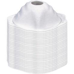 Wkłady filtrujące Delta Plus SPIDER REFILL FFP2W 30 szt. do półmasek wkłady ochronne delta panoply mocne z włókniny oddechowe odporne materiałowe węglowe przeciwpyłowe ochronne bhp sklep bhp środki ochrony