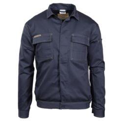 Bluza robocza brixton classic szara góra robocza do pracy ciuchy robocze odzież ochronna sklep bhp