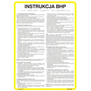 Instrukcja BHP dla Obsługi Giętarki Mechanicznej