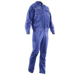 Ubranie Robocze BRIXTON CLASSIC Niebieskie odzież ochronna robocza uniform do pracy bhp sklep dwuczęściowy przemysłowy ciuchy robocze polstar niebieskie