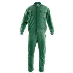Ubranie Robocze BRIXTON CLASSIC zielone odzież ochronna robocza uniform do pracy bhp sklep dwuczęściowy przemysłowy ciuchy robocze polstar