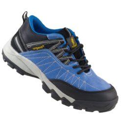 Buty Robocze URGENT 233 S1 obuwie bezpieczne ochronne do pracy bhp sklep półbuty z noskiem podnoskiem stalkapy blachą adidasy szare czarne niebieskie
