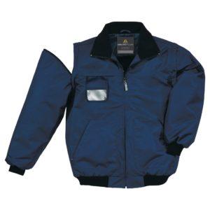 Kurtka DELTA PLUS RENO 3 kolory do pracy ochronna bhp sklep wiatrówka pilotka bomberka polarowa przeciwdeszczowa wodoodporna odzież wierzchnia granatowa