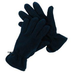 Rękawiczki polarowe DELTA PLUS NEVE ocieplane zimowe na zimę ciepłe do pracy robocze korporacyjne sklep bhp granatowe