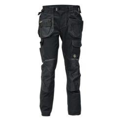 Spodnie robocze CERVA DAYBORO 4 kolory do pracy w pas ochronne odzież z kieszeniami slimowane sklep bhp wzmocnione wytrzymałe dla pracownika czarne