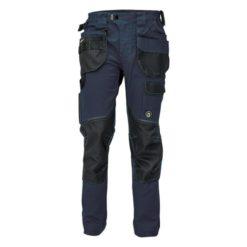 Spodnie robocze CERVA DAYBORO 4 kolory do pracy w pas ochronne odzież z kieszeniami slimowane sklep bhp wzmocnione wytrzymałe dla pracownika granatowe