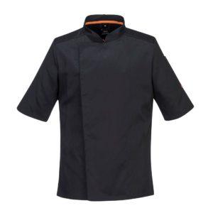 Bluza kucharska PORTWEST C738 Krótki Rękaw