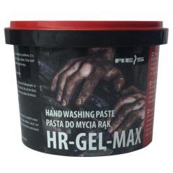 Pasta BHP do Mycia Rąk HR-GEL-max myjąca do pracy bez piasku bez ścierniwa sklep bhp system nawilżająca czarna czerwona