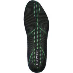 Wkładki do butów z poduszką żelową PORTWEST FC82 żelowe wygodne materiałowe ze stabilizatorem obuwie ochronne bhp sklep system czarne zielone