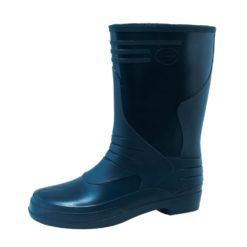 Kalosze Damskie GALMAG 101 do pracy ochronne dla kobiet do ogrodu ogrodnicze gumowa gumowce wodoodporne wodoszczelne czarne krótkie lekkie bhp niebieskie
