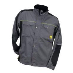 Bluza robocza URGENT URG-S2 do pracy ochronna robocza bluza wytrzymała bhp sklep system internetowy do kompletu strój roboczy dla pracownika szary czarny z kieszeniami grafitowy