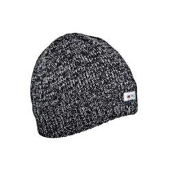 Czapka zimowa LAHTI PRO L102110S THINSULATE 3M zimowa na zimę ciepła ochronna dla pracowników odzież bhp sklep system internetowy szara czarna pstrokata na zimę na uszy